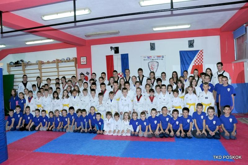 """NAJAVA: Svečana godišnja sjednica Taekwondo kluba """"Poskok"""""""