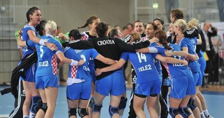 RUKOMET: Hrvatice kreću u pohod na Europsko prvenstvo