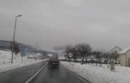 Jutros kiša i snijeg, krajem danas promjena vremena u BiH
