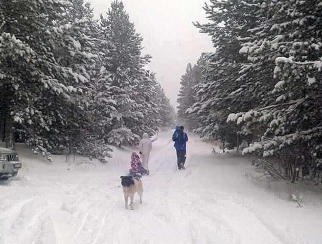 Najava:HPD Mosor organizira zimski uspon na Vran