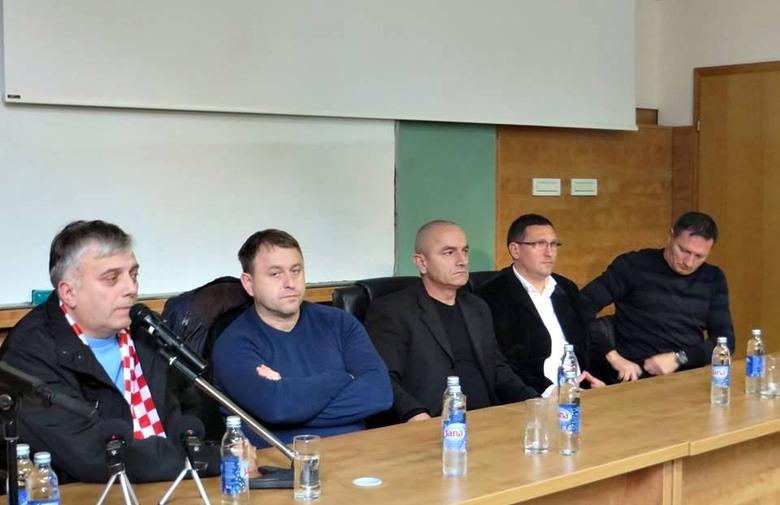 Branitelji iz Hercegovine podržali prosvjede branitelja u Zagrebu