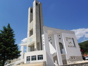 crkva posusje