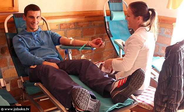 POSUŠJE: Crveni križ Posušje poziva na akciju dobrovoljnog darivanja krvi
