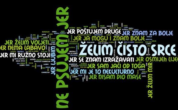 """Franjevačka mladež Mostar u kampanji protiv psovke """"Jer ja mogu i znam bolje"""""""
