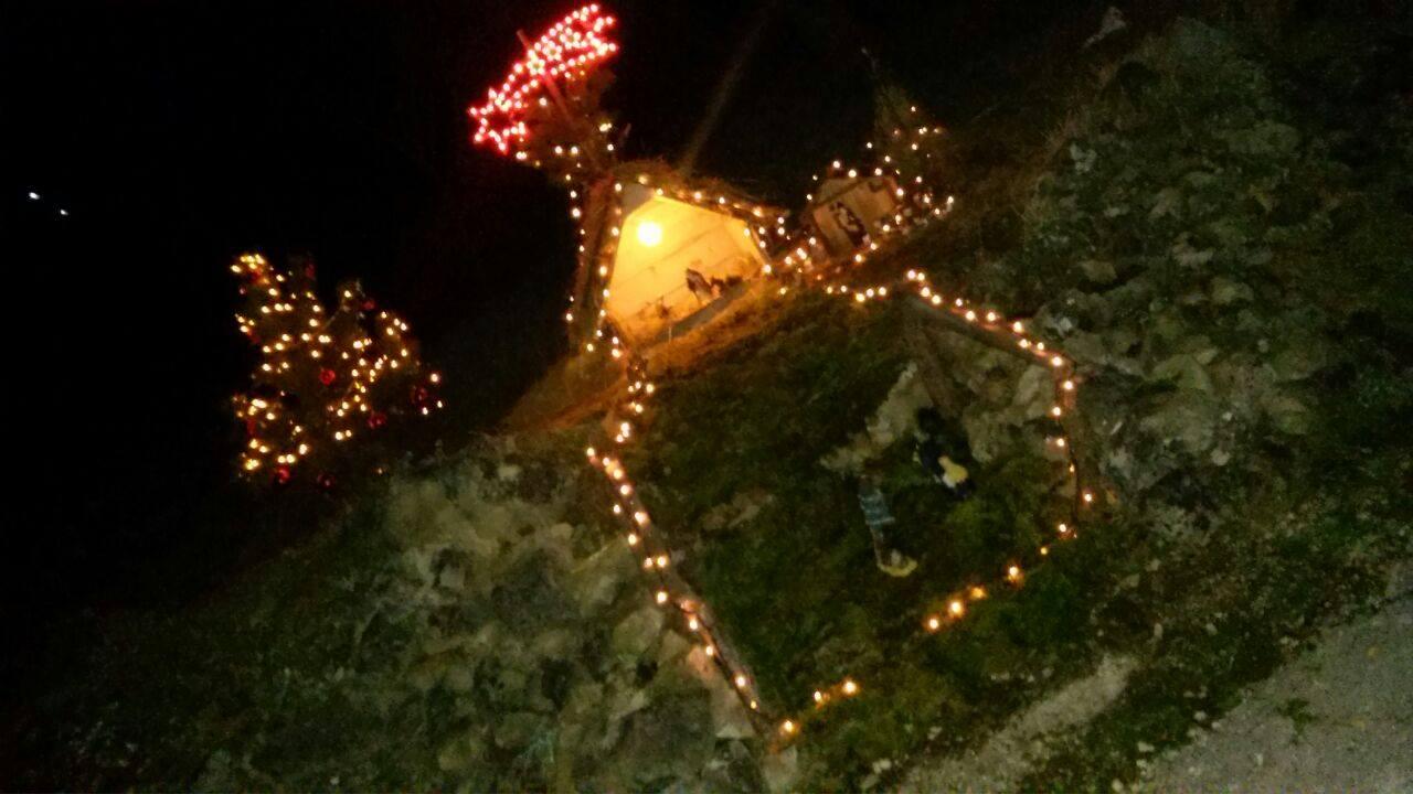 Božićne jaslice iz Ćorića