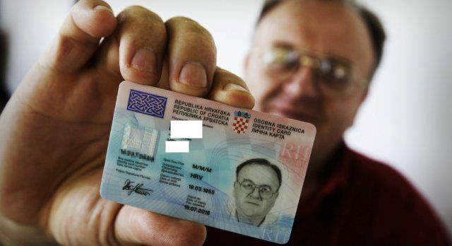U prva dva dana za nove hrvatske osobne iskaznice najviše zahtjeva iz BiH