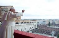 Urbi et Orbi – papa poručio progonjenima da ne odustaju