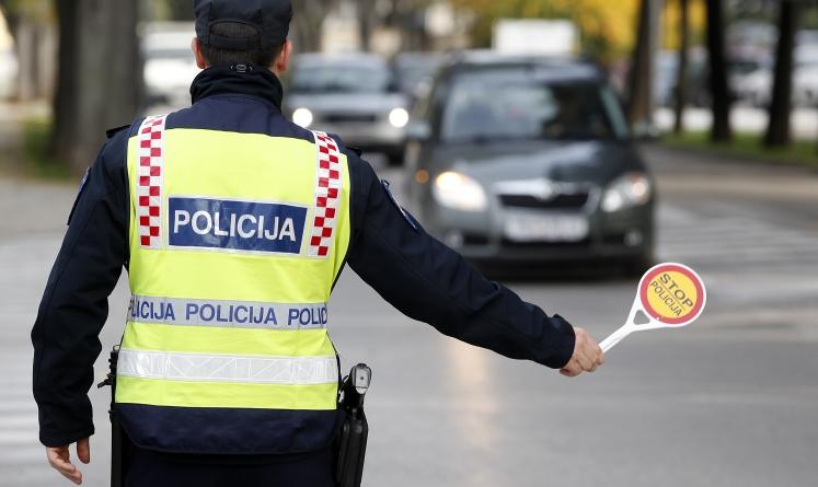 Policija u Posušju, Ljubuškom i Grudama kontrolirala čak 291 vozača!