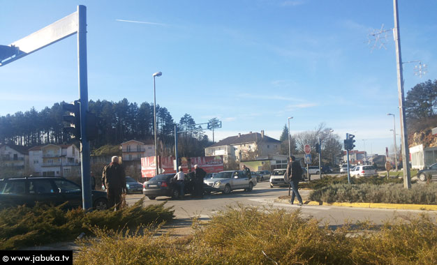 Široki Brijeg: Prometni kolaps zbog sudara u Klancu
