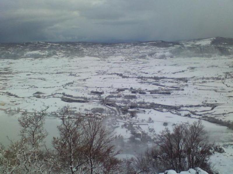 Zatvoren promet na cesti Mihalji – Risovac