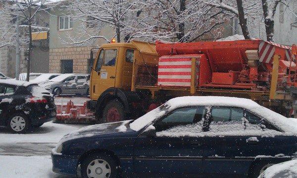Stižu padaline u BiH: Očekuje nas kiša, a potom i snijeg