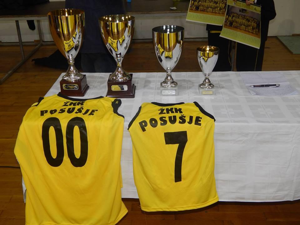 Košarkašice Livna najbolje na Božićnom turniru u Posušju