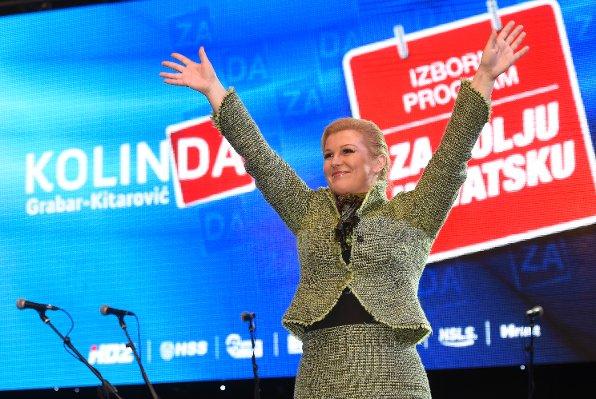 KOORDINACIJA UDRUGA PROIZIŠLIH IZ DOMOVINSKOG RATA: Predsjednica svih Hrvata – Kolinda Grabar Kitarović