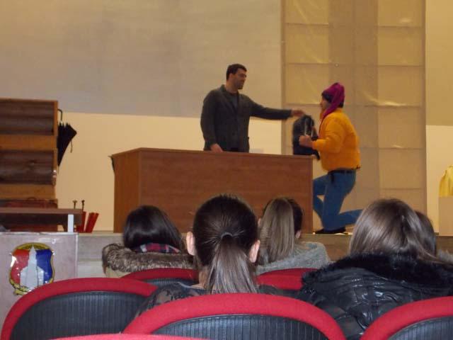 U posuškoj kinodvorani održana predstava Abeceda književnosti