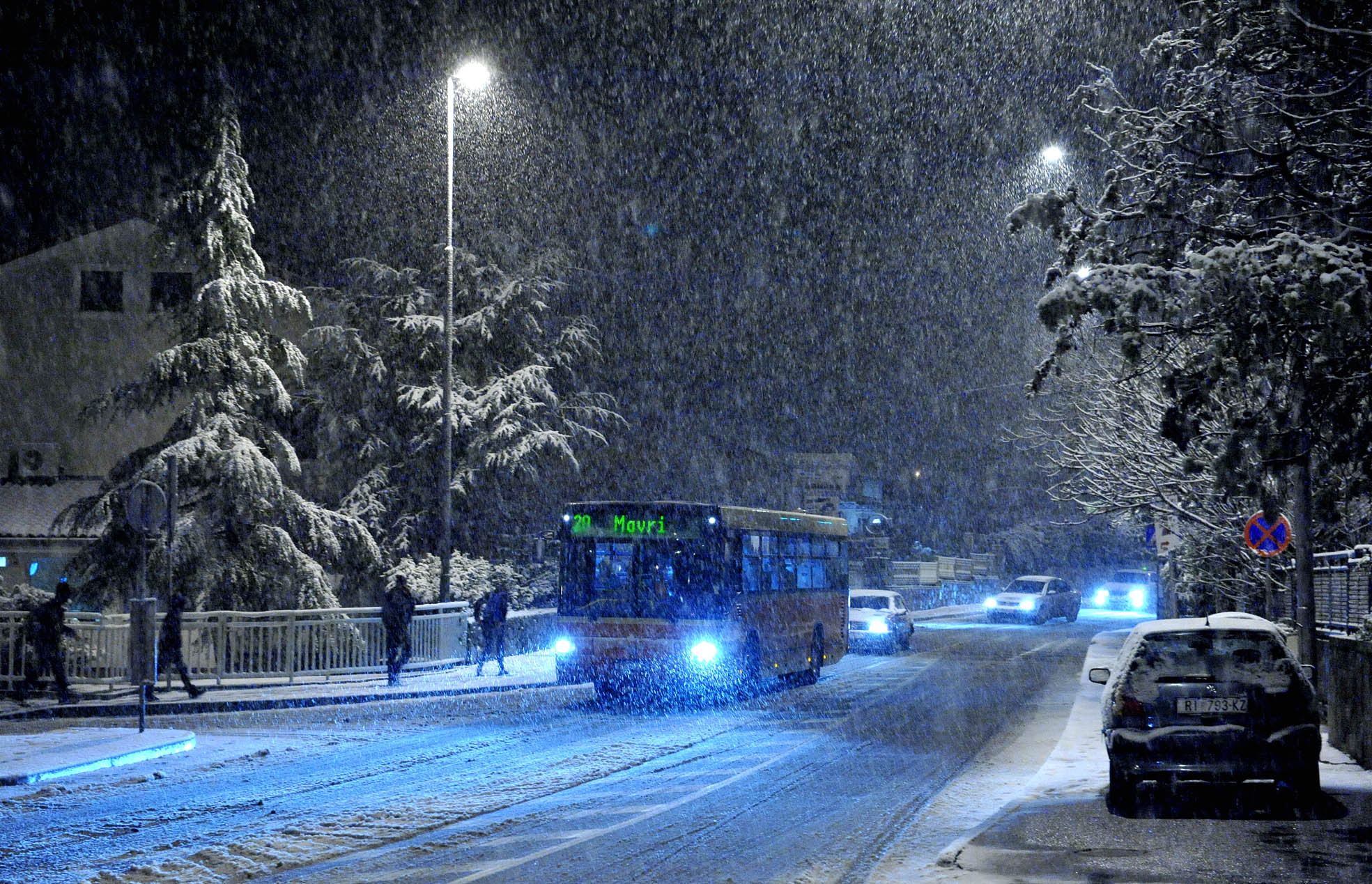 BiH: Uskoro novi snijeg