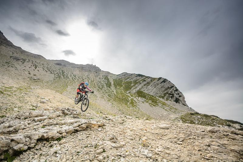 VIDEO: Biciklistička avantura po brdskim stazama planina
