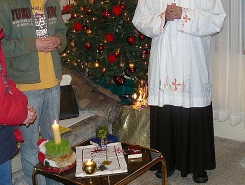 Blagoslov kuća 4. i 5. siječnja