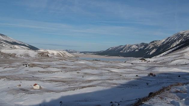 blidinje zima jezero 2
