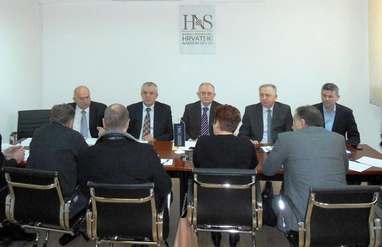 VL DOZNAJE: Zasjedanje sabora HNS-a održat će se 21. veljače u Mostaru