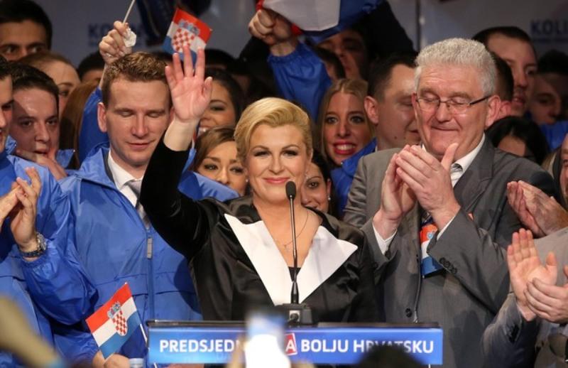 HRVATI IZ BIH ODLUČILI IZBORE U RH: Kolinda nova predsjednica Hrvatske!