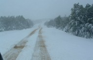 Zabranjen promet za sve kategorije vozila na regionalnoj cesti Mihalji-Blidinje