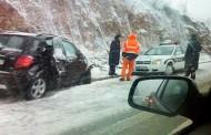 Prometna nezgoda na Žovnici