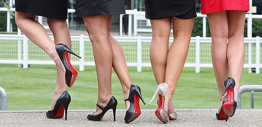 Visoke potpetice mogu ostaviti trajne posljedice na vašim stopalima