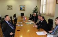 Održan sastanak s predsjednikom Gospodarske komore Federacije Bosne i Hercegovine