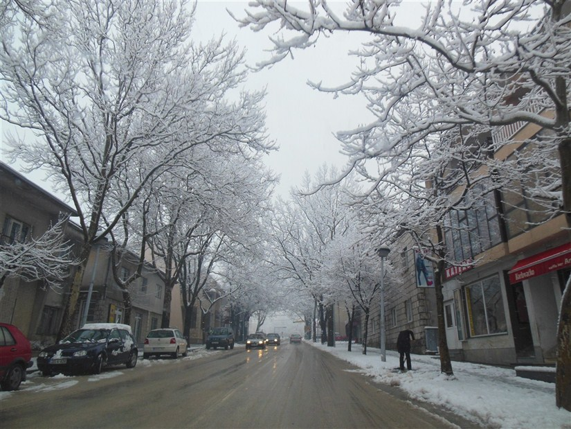Sveta Kata, snijeg na vrata!