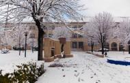 Nova godina mogla bi početi sa snijegom!
