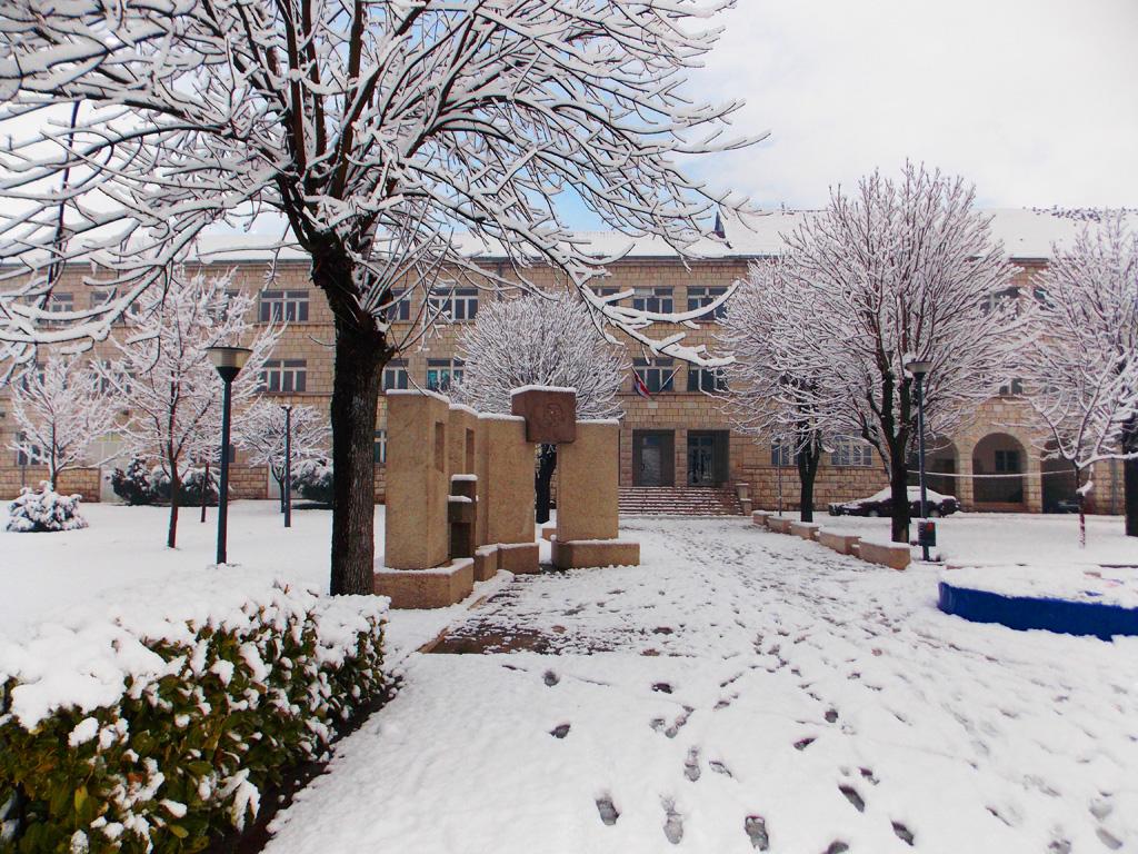 Foto: Zimska idila u Posušju