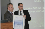 Posušanin Danijel Galić osvajač prve CIO nagrade u BiH