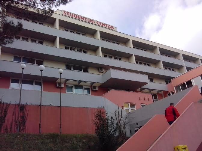 Natječaj za prijem brucoša na smještaj u Studentski centar Sveučilišta u Mostaru