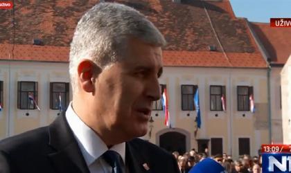 PORUKA S PRISEGE Čović: Put BiH ka EU i NATO-u ide preko Hrvatske
