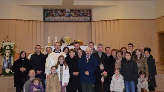 Jerko i Dragica Biško proslavili 60. godina braka