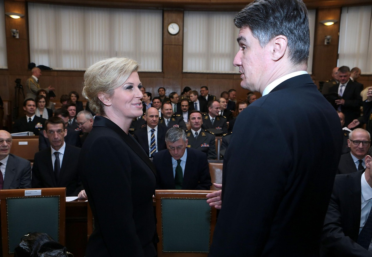 Kolinda napravila prvi državnički potez prema Milanoviću