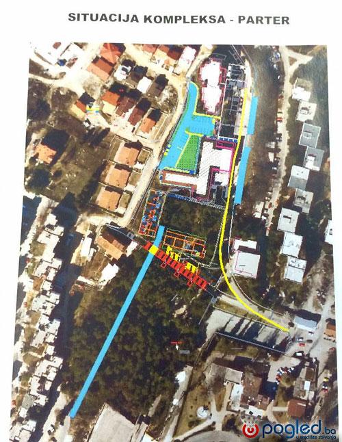 Pogledajte kako će izgledati novi paviljon Studentskog centra Mostar