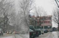 Nakon jučerašnjeg snijega, jutros osvanula kiša