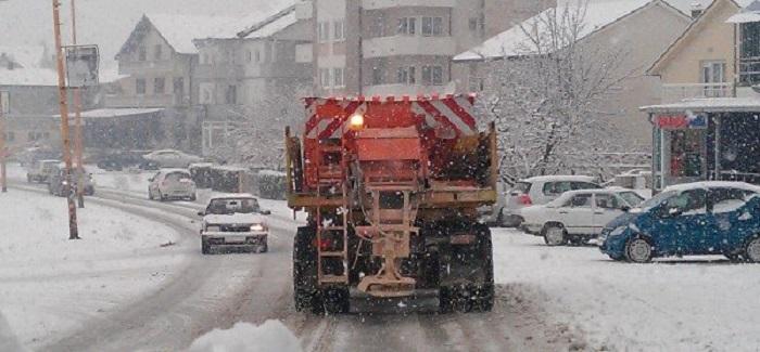 Posušje: Unatoč sniježnim padalinama ceste se uredno održavaju