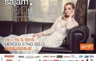 Doznajte što vaš čeka na tradicionalnom Sajmu vjenčanja u Hercegovini