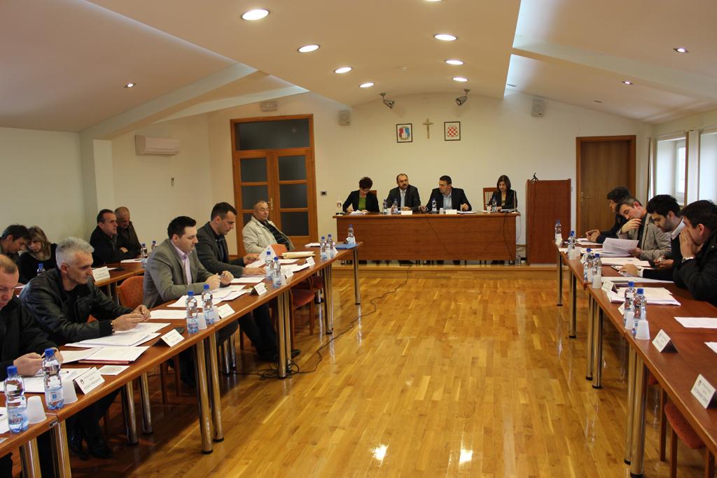 Održana 22.sjednica Općinskog vijeća općine Posušje