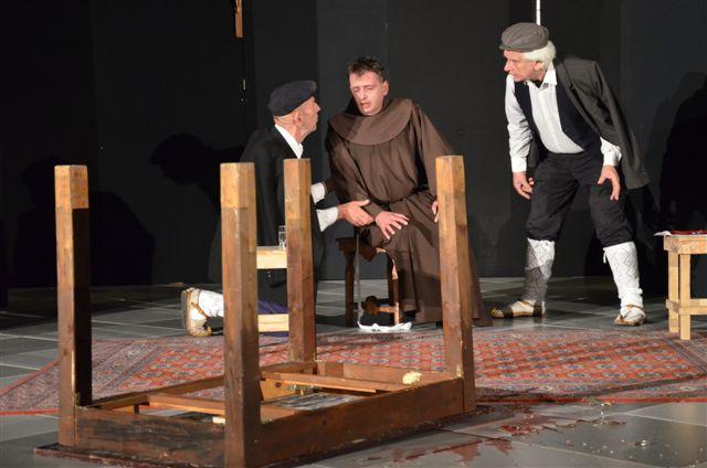 Zatvoren 7. Festival religiozne drame – Posušje 2015.