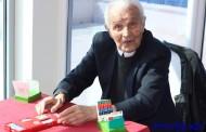 ISPISANA POVIJEST BRIDŽA: Jerko Jerry Kovač ušao u Guinnessovu knjigu rekorda kao najstariji igrač na svijetu