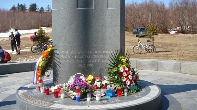 Najava obilježavanju 20-te godišnjice stradanja bojovnika na Vran planini