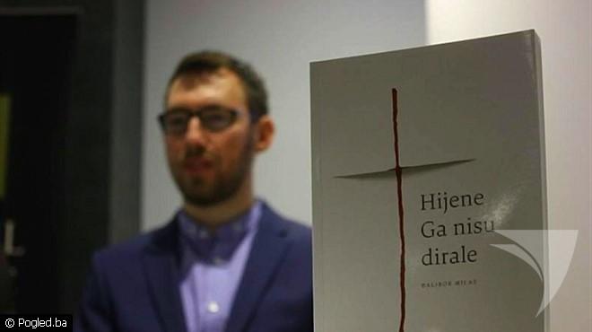 """NAJAVA: Predstavljanje knjige """"Hijene ga nisu dirale"""" u Posušju"""