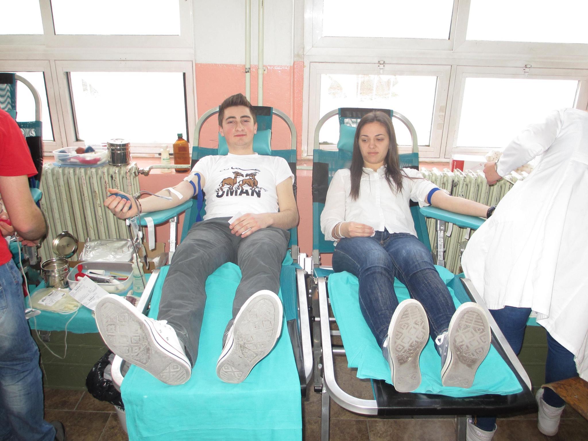 Akcija dragovoljnog darivanja krvi