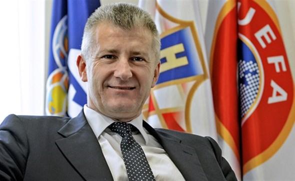 Davor Šuker izabran u Izvršni odbor Uefe!