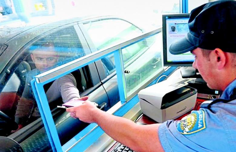Strože kontrole prelaska granice u RH