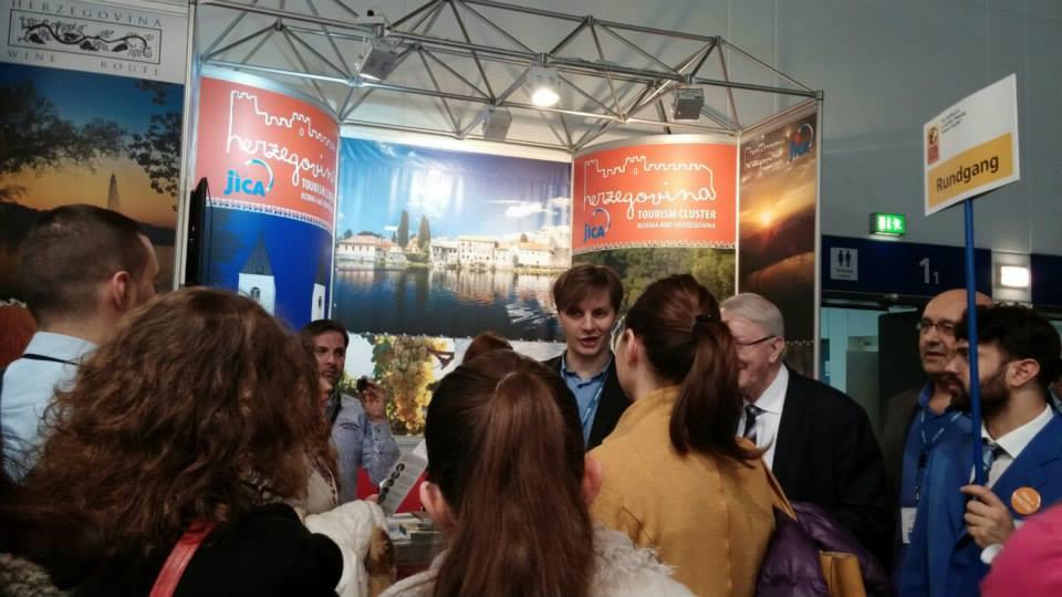 Turistička ponuda Hercegovine na međunarodnom sajmu turizma u Berlinu
