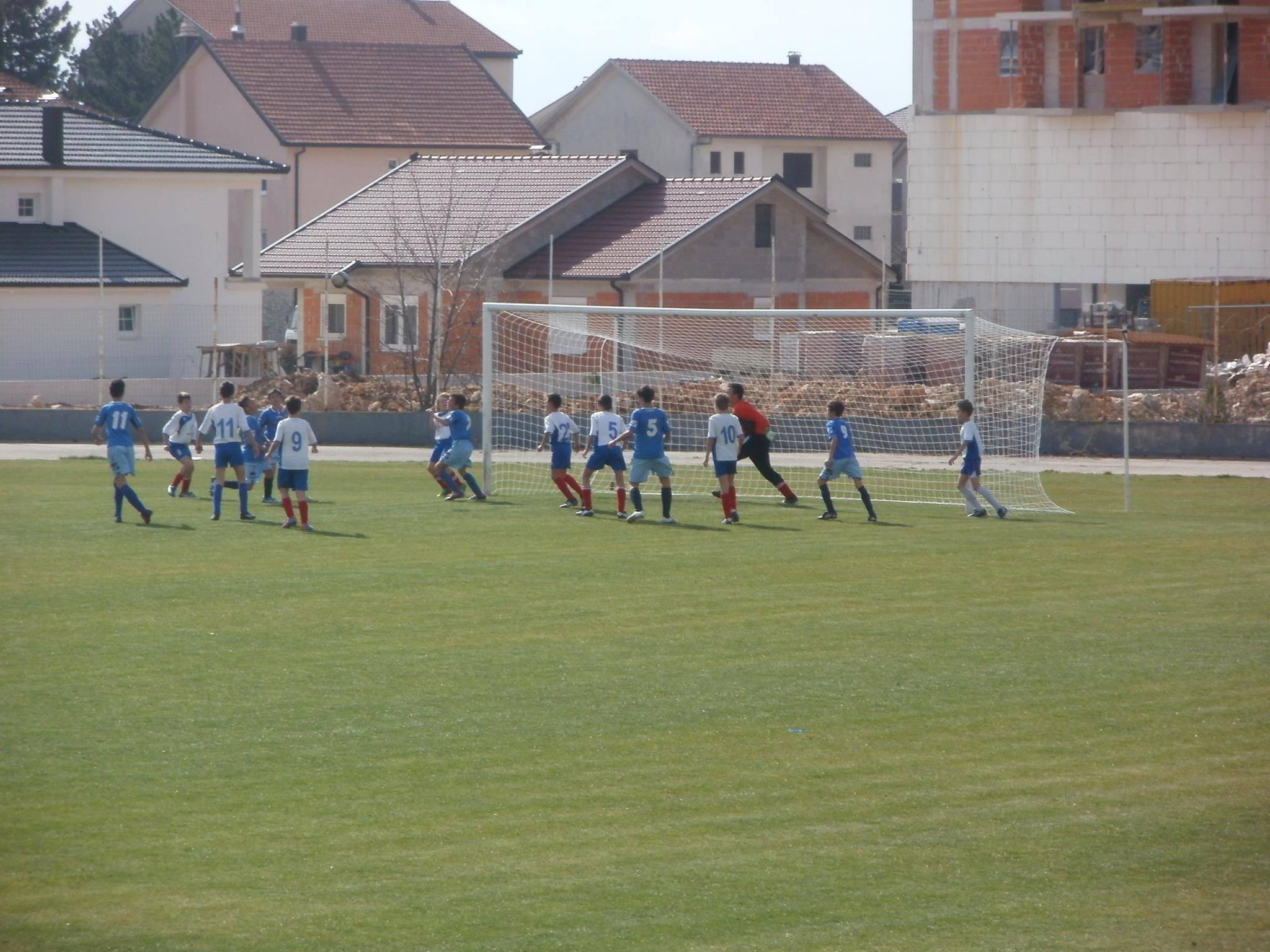 HŠK Posušje: Početnici i pioniri postigli 15 golova protiv Kamešnice, Juniori i kadeti primili sedam od Sloge